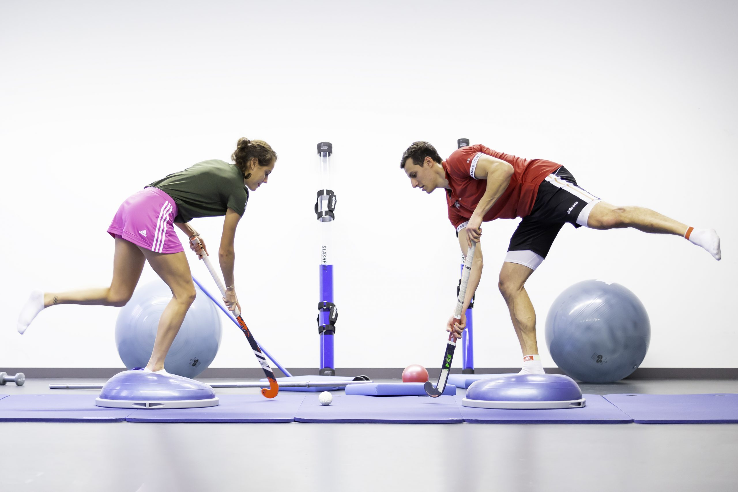 Ran Rücken Sport – Perturbationstraining zur Prävention im Breiten- und Spitzensport